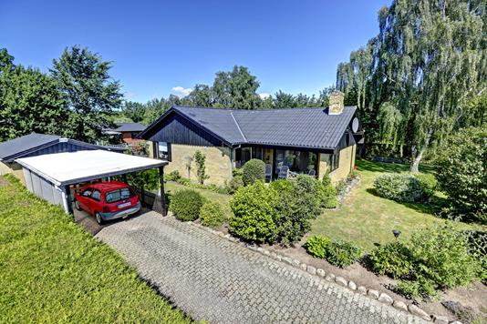 Villa på Søholm i Sorø - Ejendommen