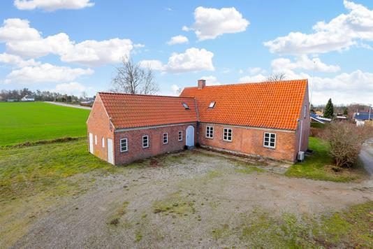 Villa på Holbergsvej i Dianalund - Ejendommen