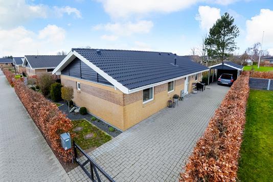 Villa på Sølvagerparken i Dianalund - Ejendommen