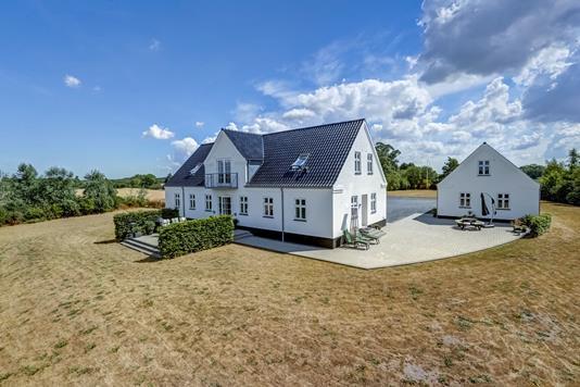 Villa på Sorøvej i Sorø - Ejendommen