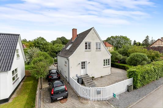 Villa på Nybovej i Dianalund - Ejendommen