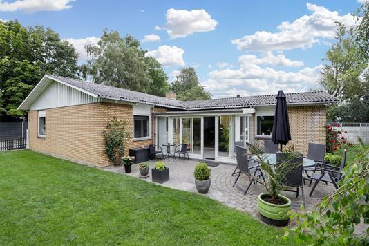 Villa på Møllevej i Dianalund - Ejendommen