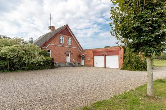 Villa på Herrestrupvej i Dianalund - Ejendommen
