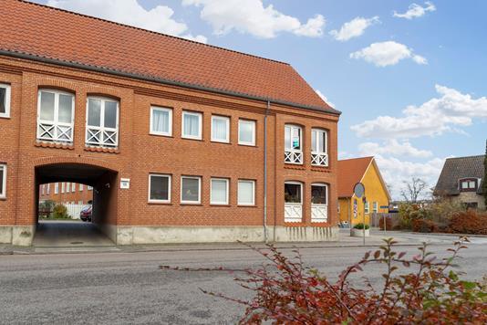 Ejerlejlighed på Absalonsgade i Sorø - Ejendommen