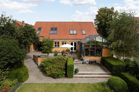 Villa på Søndergade i Sorø - Ejendommen