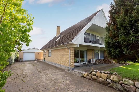 Villa på Nordvænget i Dianalund - Ejendommen