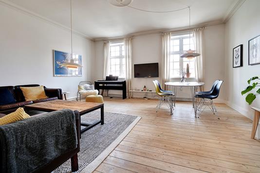 Ejerlejlighed på Borups Allé i København NV - Andet