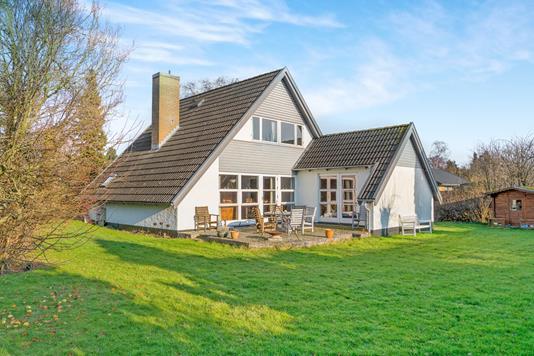 Villa på Sandås i Greve - Ejendommen