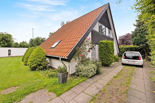 Villa på Krogager i Greve - Ejendommen