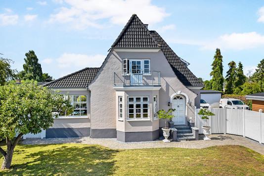 Villa på Hundige Strandvej i Greve - Ejendom 1