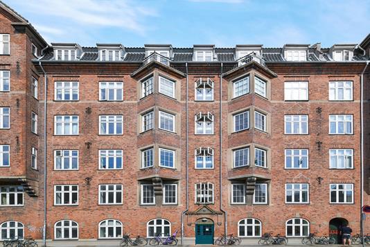Ejerlejlighed på Randersgade i København Ø - Ejendom 1
