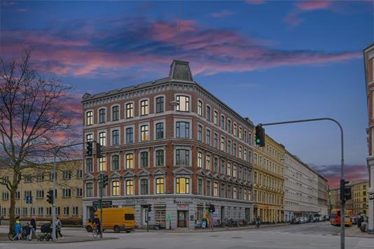 Ejerlejlighed på Nordre Frihavnsgade i København Ø - Ejendom 1