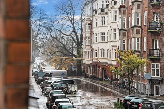 Ejerlejlighed på Odensegade i København Ø - Udsigt