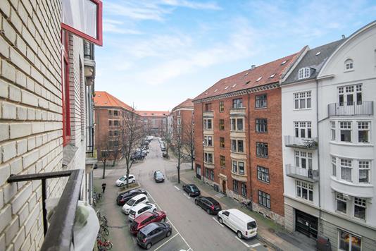 Ejerlejlighed på Silkeborggade i København Ø - Udsigt
