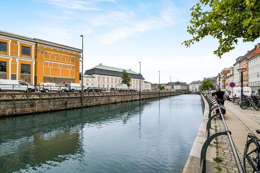 Ejerlejlighed på Snaregade i København K - Område