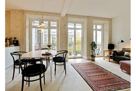 Ejerlejlighed på Olof Palmes Gade i København Ø - Køkken alrum