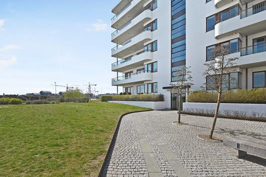 Ejerlejlighed på Tuborg Havnepark i Hellerup - Omgivelser