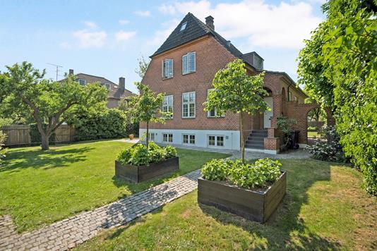 Villa på Rygårds Alle i Hellerup - Ejendom 1