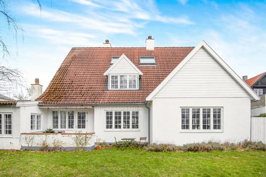 Villa på Eivindsvej i Charlottenlund - Ejendom 1