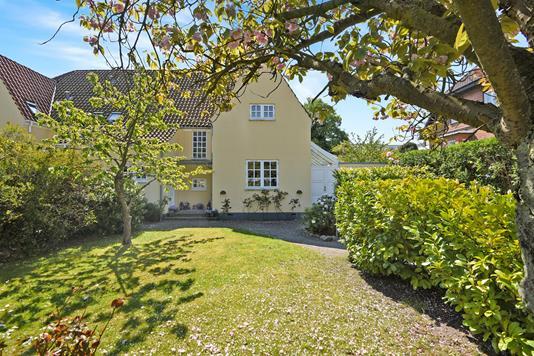 Villa på Lemchesvej i Hellerup - Ejendommen