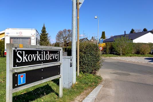 Villa på Skovkildevej i Taastrup - Område