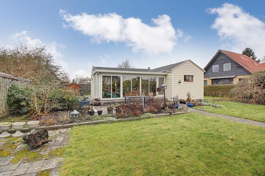 Villa på Rønhaven i Valby - Ejendommen