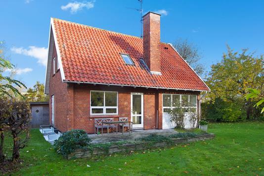 Villa på Tonemestervej i København NV - Ejendommen