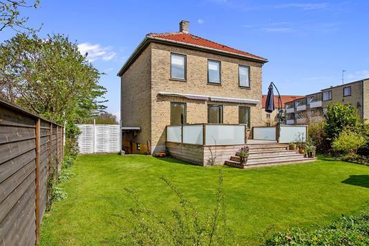 Villa på Granlien i København NV - Ejendommen