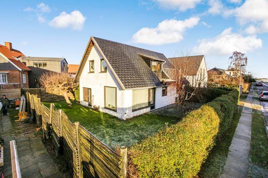 Villa på Hellelidenvej i København S - Andet