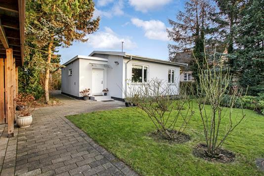 Villa på Kaliforniensvej i København S - Andet
