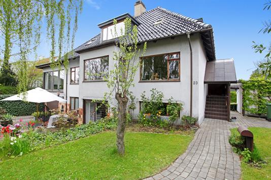 Villa på Formosavej i København S - Andet