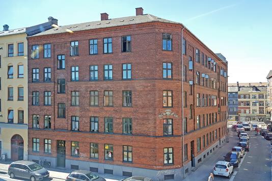 Ejerlejlighed på Reberbanegade i København S - Andet