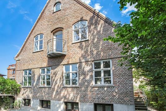 Villa på Ulrik Birchs Allé i København S - Andet