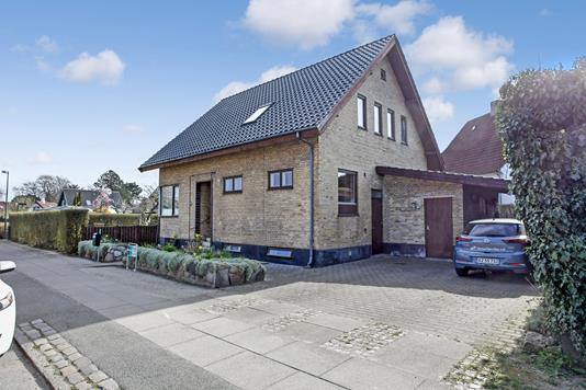 Villa på Oxford Allé i København S - Andet