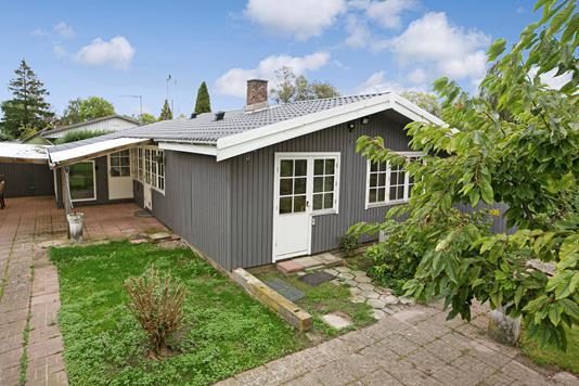 Villa på Slusevej i København S - Andet