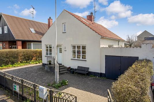 Villa på Borneovej i København S - Andet