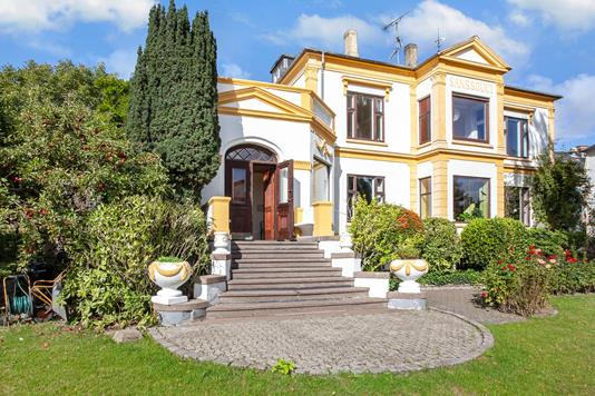 Villa på Christian II's Allé i København S - Andet