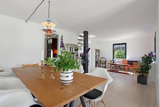 Villa på Armeniensvej i København S - Andet