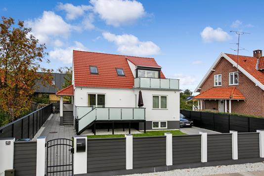 Villa på Wibrandtsvej i København S - Andet