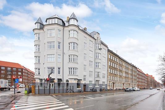 Ejerlejlighed på Ingerslevsgade i København V - Ejendommen
