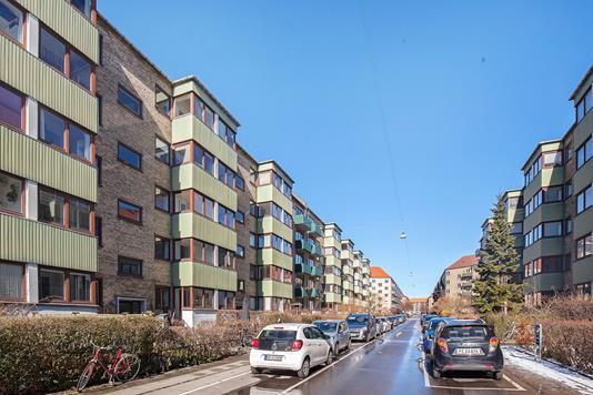 Ejerlejlighed på Johan Kellers Vej i København SV - Ejendommen