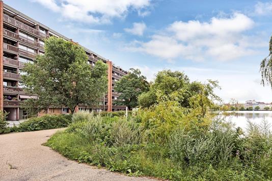 Ejerlejlighed på Vester Søgade i København V - Ejendommen