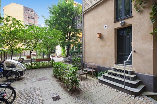 Ejerlejlighed på Reventlowsgade i København V - Andet