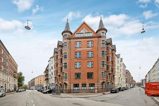 Ejerlejlighed på Flensborggade i København V - Ejendommen