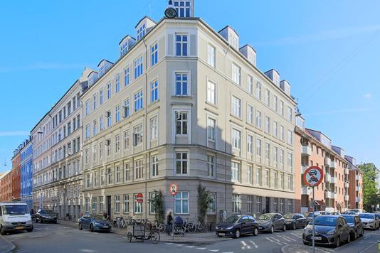 Ejerlejlighed på Matthæusgade i København V - Ejendommen