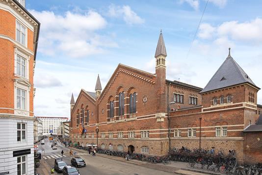 Ejerlejlighed på Reventlowsgade i København V - Udsigt