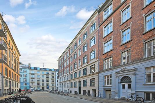 Ejerlejlighed på Gråstensgade i København V - Ejendommen