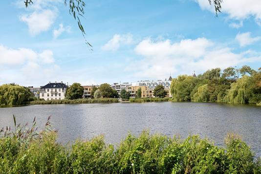 Ejerlejlighed på Vester Søgade i København V - Andet