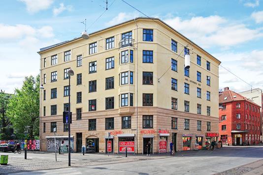 Andelsbolig på Abel Cathrines Gade i København V - Andet