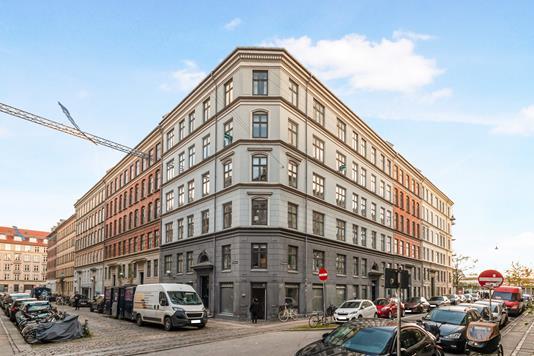 Andelsbolig på Eriksgade i København V - Ejendom 1